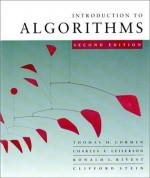 Book Introduction to Algorithms