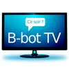 Chatbot B-bot TV, chatbot, chat bot, virtual agent, conversational agent, chatterbot