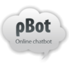 Chatbot ρBot, chatbot, chat bot, virtual agent, conversational agent, chatterbot
