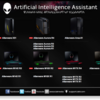 chatbot, chatterbot, conversational agent, virtual agent Artificial Intelligence Assistant