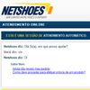 chatbot, chatterbot, conversational agent, virtual agent Loja Netshoes