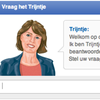 chatbot, chatterbot, conversational agent, virtual agent Trijntje