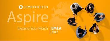 LivePerson Aspire EMEA 2012