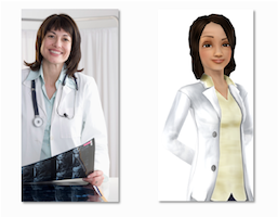 Paid-actors-vs-CodeBaby-characters