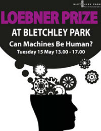 Loebner Prize Competition Webcast 2012