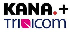 Trinicom Kana Logo