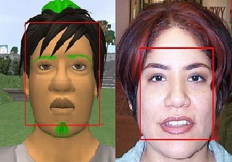 Artimetrics - authenticating avatars demo
