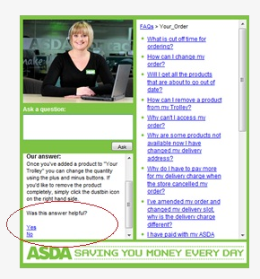 Ask ASDA