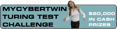 MyCyberTwin Turing Test Challenge