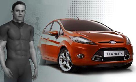 Avatar Santos - a virtual worker in Ford