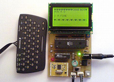 Wireless Chatbot