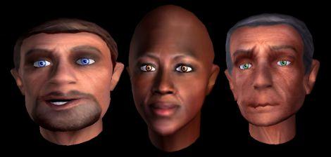 Virtual Humans online